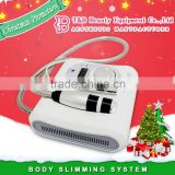 Christmas Promotion V shape face EMS heat beauty machine