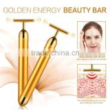 24k gold facial beauty bar face cosmetics tools equipments best selling made in japan