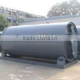 Waste tire disposal equipment