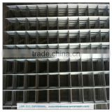 Welded wire mesh panel for animal cage / fence