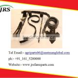 Custom steel forging metal forging parts with grinding/precision metal forging parts by OEM service