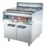 Vertical Electric Fryer Commercial Kitchen Equipment