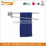 Wall mounted Stainless Steel Bathroom Towel Holder