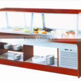 Salad bar /restaurant equipment /Salad bar counter /Salad bar cooler