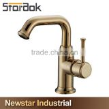 Staraok Gold Faucet Royal Faucet Brass Faucet upc Kitchen Faucet Cartridge Taps Imported from China