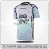 Sublimation rugby shirt jumper practice uniforms in Scotland