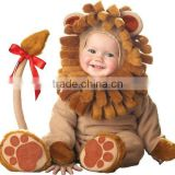 Halloween Costume Infant Baby Lion Anime Cosplay Newborn