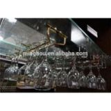 Gorgeous Hanging Wine Glass Rack, Metal Wine Glass Racks Multiple Wine Glass Rack MH-GR-15028