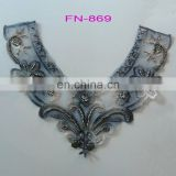 lace blouse collar for garment