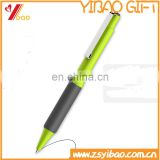 New design customized Logo plastic ball pen promotional touch stylus ball-point pens for office gifts