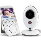 2.4Ghz Wireless 2.4inch Electronica Wireless Baby Monitor French/Spanish/Italian/German/Turkish/Portuguese