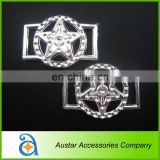 Hot sell! STAR Plastic Buckle For Shoes,Bags,Belt
