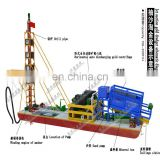 Price of gold/sand drilling dredger in river for sale