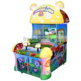 Soncu china supplier beverage house kiddy water shooting game arcade game machine for sale