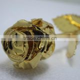 Gold foil plated rose / 24k Gold Dipped Rose for valentines day