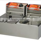 High Efficiency Chicken Used Electric Deep Fryer