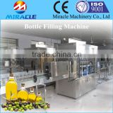 Glass Bottle Filling Machine/Tomato Sauce Automatic Filling Machine for Bottles and Cans(+8618503862093)