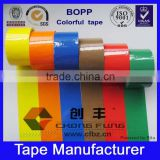 BOPP Color transparent Packing Tape for Carton Sealing/Gift Packaging /OPP Adhesive Tape
