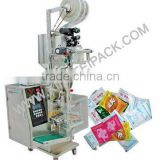 Automatic butter /tomato ketchup filling and packing machine