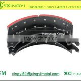 Excellent quality of 4516Q brake shoe lined or unlined