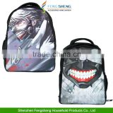 Tokyo Ghoul school bag backpack Kaneki Ken knapsack cosplay Anime Cosplay New