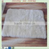 Patchwork wholesale custom Australian sheepskin carpets and rugs