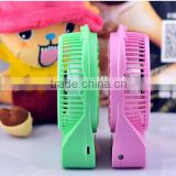 2015 Newest portable Lithium battery mini fan ,Popular USB mini fan/portable mini handheld fan