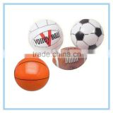 Inflatable volleyball beach ball, pvc inflatable volley balls for sale