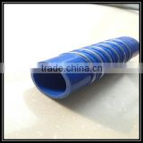 Export custom hardness,density red silicoen rubber foam tubes