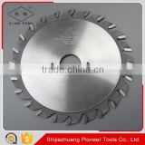 pwer tool 120mm scoring saw blade used on sliding table saw
