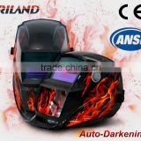 Riland Brand New Design High Quality Auto Darkening Welding auto darkening welding product