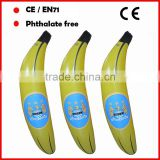 Factory sale Inflatable banana for Manchester City Football Club