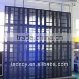 China Alibaba shenzhen led wholesale full color outdoor P10 price/outdoor led screen/outdoor led curtain/mesh led display screen