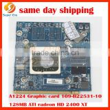 "661-4440 661-4673 HD 2400 HD2400 Video Graphics Card for Apple iMac 20"" A1224 Radeon HD 2400 T 128MB 109-B22531-10 perfect"