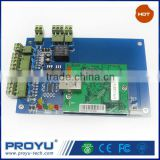 TCP/IP Network 2 doors Access Controller Board Webserver access control panel PY-1000