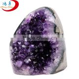 High Quality Amethyst Geode for Sale Natural Quartz Crystal Cluster Geode Wholesale Feng Shui