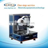 "Precise ""Z"" Fashion Semi-Auto Stacking Machine for Pouch Cell Electrodes - GN-111A-L"