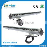 aluminum wall washer outdoor landscape project use 36W LED Bridge Lamps
