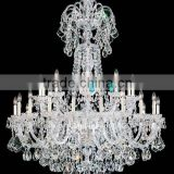 Design Solutions International Lighting Chandeliers Bohemia Crystal Prism Chandelier Lamps Glass Hanging Pendant Light CZ3013/35