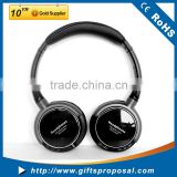 FM Stereo Radio MP3 Player Cool Headphones Sport Headphones Bluetooth Earphone Bluetooth Headset