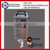 2kg capacity induction furnace for gold, mini melting furnace for sale