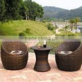 PE Poly Rattan Outdoor / Garden Furniture - BIBI SET 2 SEATER