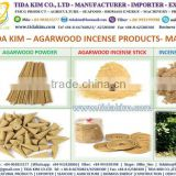 JOSS POWDER NATURAL AGARWOOD POWDER TIDA KIM INCENSE COILS CONES STICK CYLINDE RAW INCENSE RAW AGARBATTI IN BLACK WHITE
