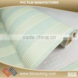 OEM/ODM acceptable Membrane Press Foil PVC Film Adhesive Decorative Pvc Film For Furniture