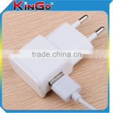 High Quality KinGo USB Cable With Filter Super Capacitor Portable Travel Charger For Iphone 6s