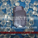 pvc granule for car mat
