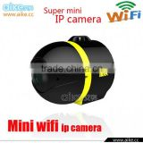 2016 AI Ball Mini Wifi Hidden Cam IP Wireless Surveillance Camera world's smallest AI-Ball mini WiFi camera