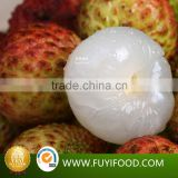 Fresh raw material safe food litchi fruit not canned