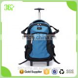 High Quality Multifunctional Laptop Trolley Backpack Bag Wholesale