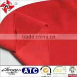 stretch polyester ottoman fabric for close-fitting apparel such as pants, skirts and dresses.
